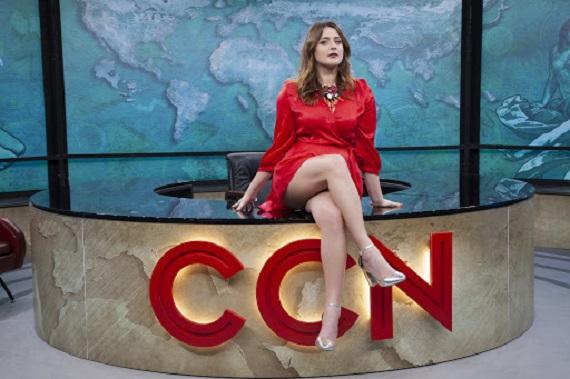 CCN su Comedy Central: Michela Giraud se la ride tra Strapaese e Stracittà