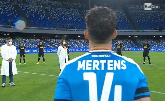 Ascolti Tv 13 giugno tutti i dati: Napoli-Inter 7,1 milioni e 32,3%, sul podio Guardia del corpo e Ossessione senza fine