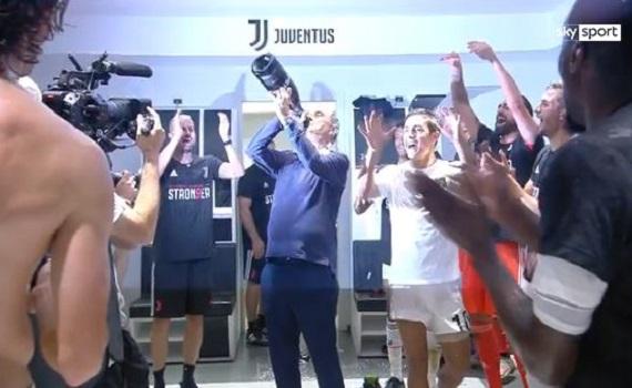 Ascolti tv analisi 26 luglio: La Juve scudettata non supera l'Inter. Post partita: DS batte Pressing che 'ruba' lo spogliatoio live dai social