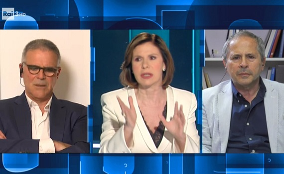 Ascolti tv analisi 30 giugno: ammiraglie vicine, Juve standard. Telese e Parenzo battono la Gentili lillyzzata, ma poi doppiati dalla 'parente' Berlinguer