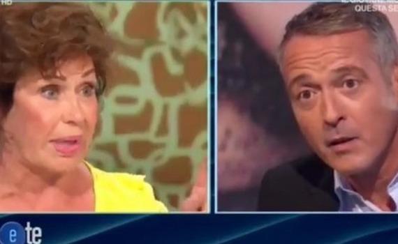 Diaco-Clery: quando ci si sorprende se l'intervistatore contraddice l'intervistato