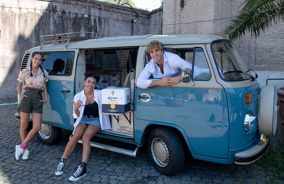 Disconnessi on the road: il branded content itinerante di Italia 1 con la birra Corona