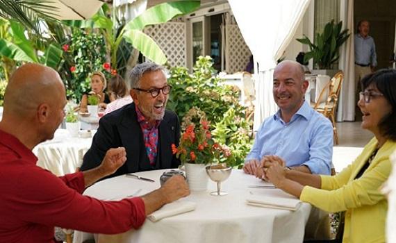Ascolti tv 1 settembre digital e pay: Barbieri e Montrucchio fanno faville. Battaglia in access: Papi su Corsi, poi Dalla Zorza