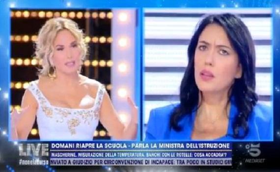 Ascolti tv analisi 13 settembre: Favino batte Azzolina (by D'Urso e Merlino). I Motori di Sky rintronano la Venier