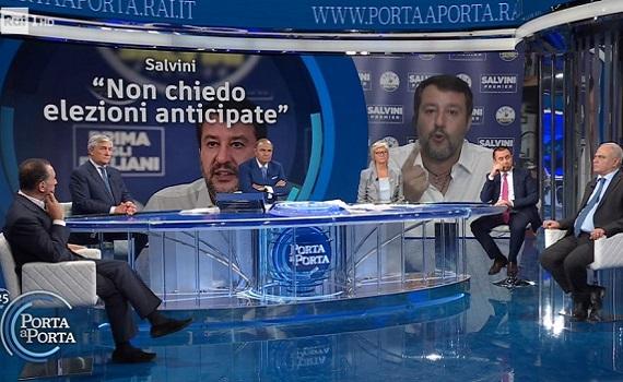 Ascolti tv analisi 21 settembre: Vespa crolla, Gf si risveglia, Gruber vince le elezioni. Bene Tiki Taka chiambrettiano