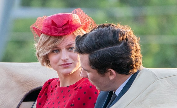 Su The Crown i fulmini degli Windsor