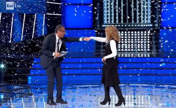 Ascolti tv 20 novembre: Tale e quale boom con Conti, dietro Signorini (in progresso). Crozza stacca The Rookie, Giacobbo, Zoro, Nuzzi (tutti al 5,3%)