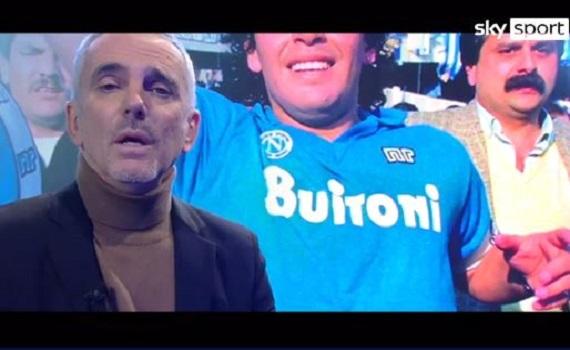Ascolti tv 25 novembre digital e pay: Maradona batte il virus a SkyTG24 e poi con Buffa va forte anche da Anna Billò dopo la Champions nerazzurra