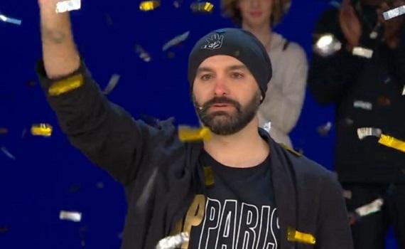 Ascolti Tv 28 novembre: super finale di Tu si que vales, va ad Andrea Paris e fa il 33,1%. AD10S Diego 8,5% (Rai1 restituisce favore sera prima). Bene Tozzi