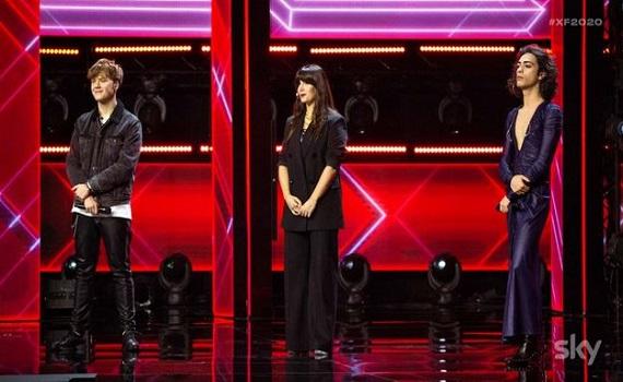 Ascolti tv 12 novembre digital e pay: X Factor supera un 1 milione con i LPOM. Fuori Santi col 5,3% ed Emma soffre