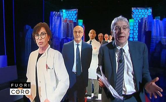 Ascolti tv analisi 24 novembre: Amore ritorna e prevale, il Collegio supera Lazio e Iene. Floris azzecca i virologi. Ok RealTime e Juve pay