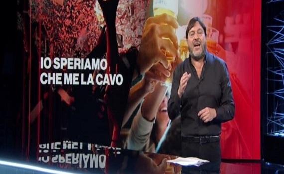 Ascolti tv 9 novembre analisi: il maestro (Beppe Fiorello) come l'Allieva. Signorini caccia Bettarini e Brosio e cresce. Ranucci bistratta Porro e Salvini, Italia1 più action di Rai2