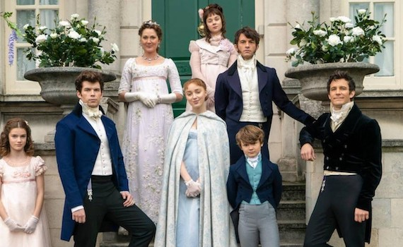 Sbarca su Netflix la nuova Downton Abbey, ma molto più sexy