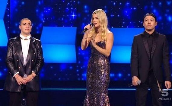 Ascolti Tv 12 dicembre: Hunziker incorona Eki e doppia la Festa di Natale Telethon. Poi Clooney su Italia1. Rai1 vs Rai3?