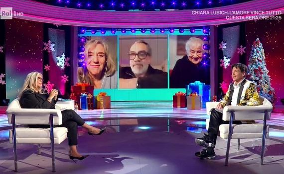 Ascolti Tv 3 gennaio analisi: Chiara Lubich senza avversari. Bene astro Venier. Juve boom su Dazn