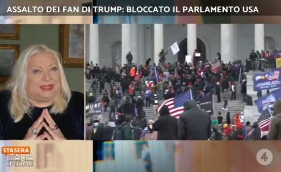 Ascolti tv analisi 6 gennaio: Amadeus milionario, Milan-Juve stronca Frassica e Bocci, nemesi trumpiana per Tg2 e Rete4
