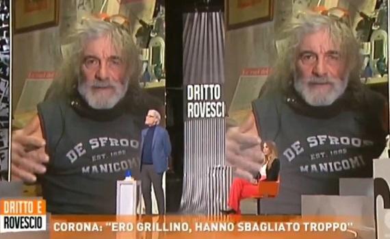 Ascolti tv 18 febbraio: Che Dio ci aiuti, Napoli, Marte live? Giù Canale5 e Rai3. Pucci tiene, Del Debbio (Salvini e Corona) batte Formigli (Prodi-Bindi)