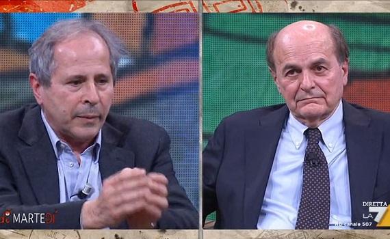 Ascolti tv analisi 16 febbraio: Mbappè per i maschi, Rai1 per le donne. Talk: Floris (picco con Bersani) batte Giordano (Meloni) e Berlinguer (Cacciari)