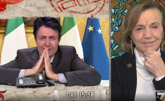 Ascolti tv analisi 2 febbraio: la Coppa Italia non oblitera Mattarella. Floris rimonta Yaman, stacca De Martino e Berlinguer, doppia Giordano