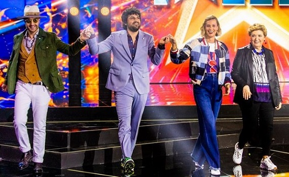 Ascolti tv 3 febbraio digital e pay: Italia's Got Talent cresce e va bene pure Maisano. Draghi time: sfida tesa tra RaiNews24 e SkyTg24