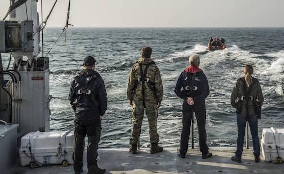 Quel delitto orrendo del sottomarino su Sky Atlantic