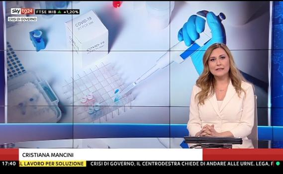 La campagna vaccinale dissemina gaffes nei TG