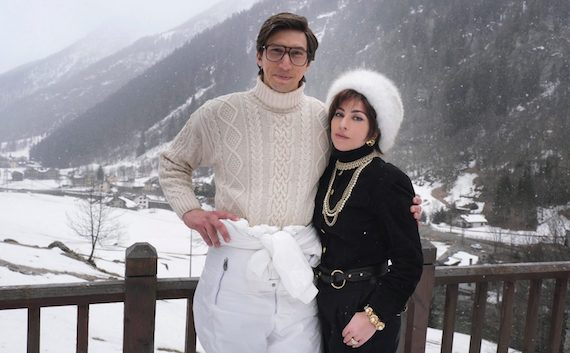 Lady Gaga è Patrizia Reggiani nel caso Gucci