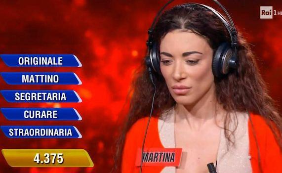 Martina Crocchia, campionessa de L'Eredità: Sono oca e sono rifatta. Embè?