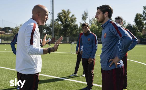 Pietro Castellitto: Ho Francesco Totti dalla mia parte