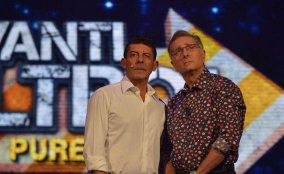 Ascolti tv 11 aprile 2021: Paolo Bonolis batte la fiction di Rai1 e Fazio