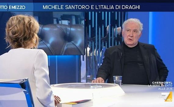 Ascolti tv 26 aprile analisi: dopo la vittoria finale su Ilary, Puccini torna Fuggitiva? Ranucci stabile, Porro subisce il calcio. Super Gruber con Santoro