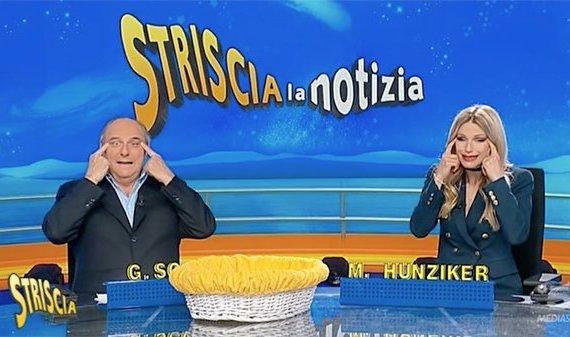 Lo scandalo razzista di Gerry Scotti e Michelle Hunziker è «una cagata pazzesca»