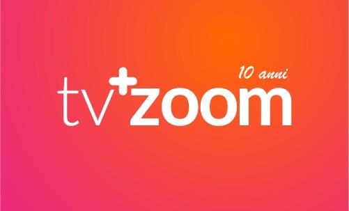 TvZoom compie 10 anni, si rifà il look e cambia editore