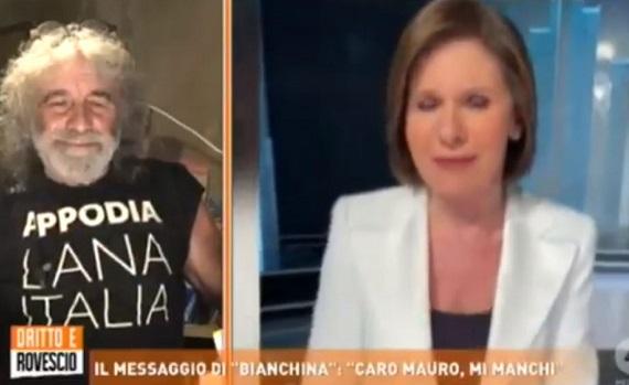 Ascolti tv 13 maggio: Liotti non perdona, Rai3 vola, ma Del Debbio (e Parisella) 'salvano' Mediaset. Sonego eroe a sorpresa