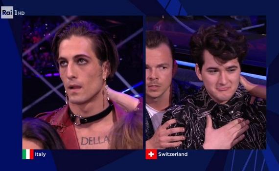 Ascolti Tv 22 maggio: boom Maneskin all'Eurovision Song Contest (4,5 milioni e 25%). Travolti Albano e Romina (2 mln). Giro record sullo Zoncolan