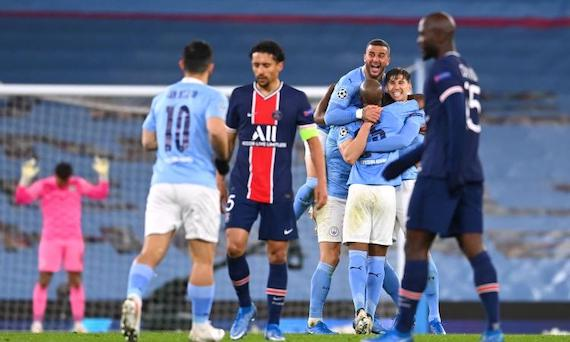 Ascolti tv 4 maggio 2021: il Manchester City batte il Paris Saint Germain e Montalbano