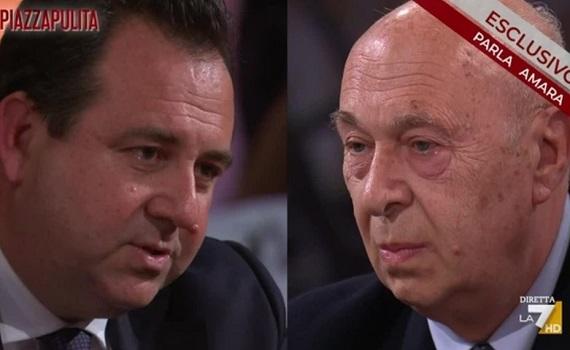 Ascolti tv 27 maggio: Lux vince giovedì anche su Canale5, Bova supera test per Don Matteo. Serata Amara ma non troppo per Formigli