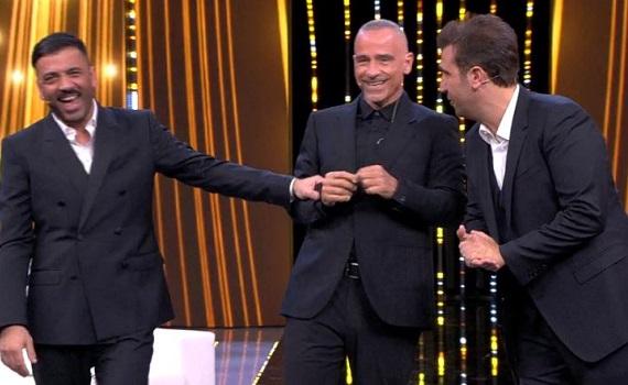 Ascolti Tv 30 aprile: Pio e Amedeo boom (4,3 milioni con Ramazzotti e Bova). Tiene Conti (3,7 mln con Leotta, Tatangelo, Pieraccioni). Nuzzi batte Crozza