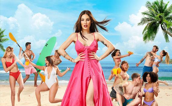 Con Discovery+ il reality lo decidi tu: Love Island con Giulia De Lellis