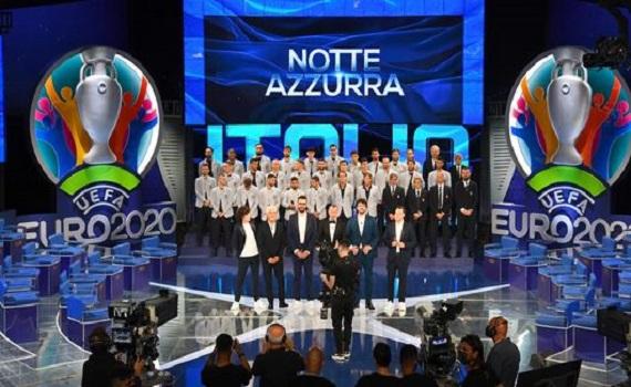 Ascolti tv analisi 1 giugno: vince Amadeus con gli Azzurri. Poi il medico buono, Le Iene e Floris
