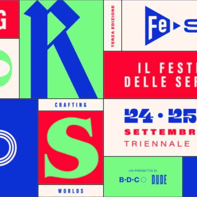 Parte oggi la terza edizione del Festival delle Serie Tv. E domenica i premi