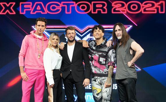 Anche X Factor cambia pelle