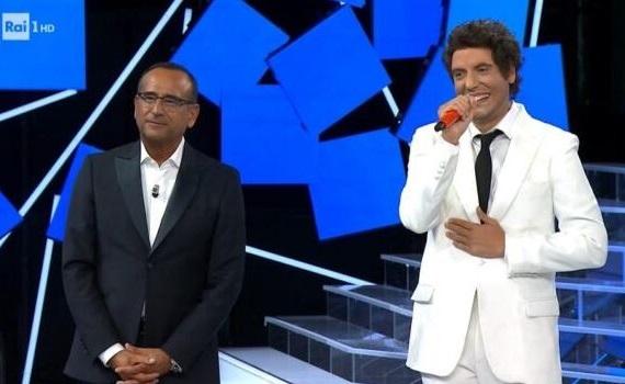 Ascolti Tv analisi 24 settembre: Conti sovrasta Signorini. Nuzzi batte Stallone, Crozza, Zoro e Bake Off