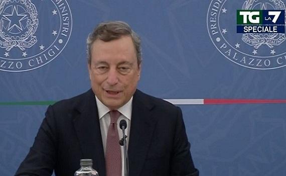 Ascolti Tv analisi 2 settembre: Azzurri maluccio, ma l'audience è bulgara. Green pass, no vax, obblighi e terza dose: Draghi 'solo' al 16% su Tg1 e TgLa7