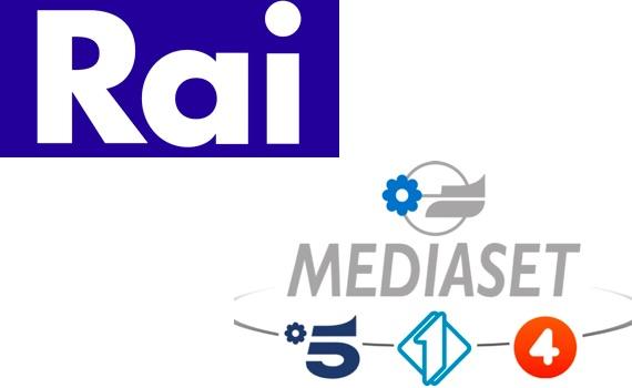Valzer di milioni tra Rai e Mediaset. E alla fine tutti accontentati