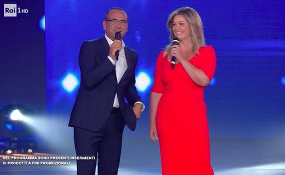 Ascolti tv 9 settembre 2021: Conti e Incontrada stracciano Canale5